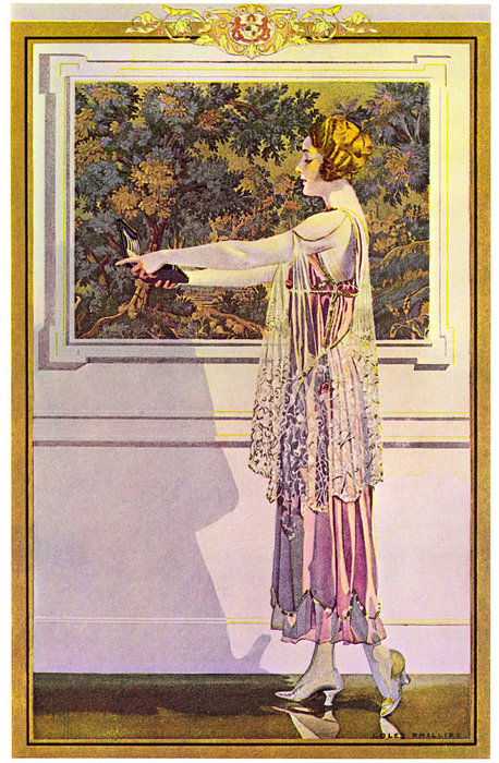 Untitled (846) by Coles Phillips (1880-1927, United States)