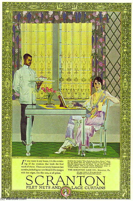 Untitled (425) by Coles Phillips (1880-1927, United States) | Art Reproduction | WahooArt.com