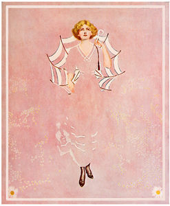 Order Art Reproductions | Untitled (554) by Coles Phillips (1880-1927, United States) | WahooArt.com