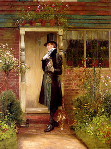 Walter Dendy Sadler - The suitor