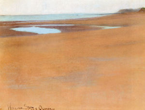 William Bell Scott - Sand pools