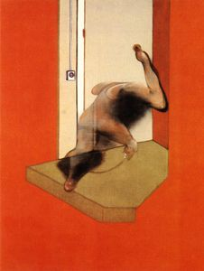 Francis Bacon - Study for the Human Body,