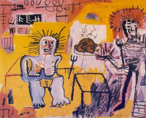 Jean Michel Basquiat - Arroz con pollo, Collection
