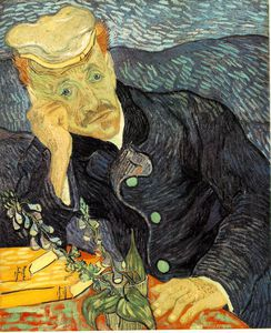 Vincent Van Gogh - Portrait of Dr. Gachet, Private