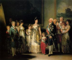 Francisco De Goya - Family of Carlos IV
