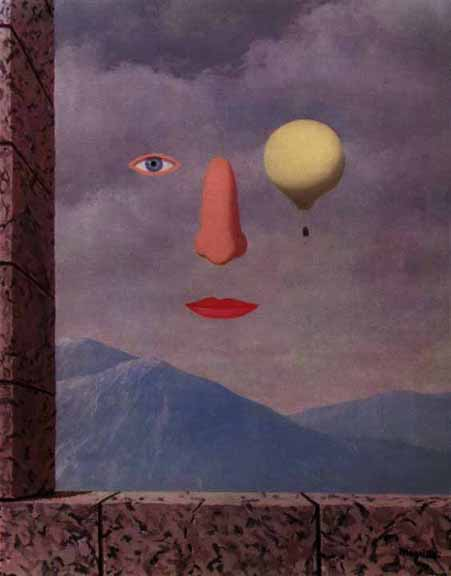 Sihcle des lumihres by Rene Magritte (1898-1967, Belgium) |  | WahooArt.com