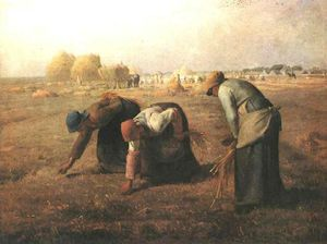 Jean-François Millet - The Gleaners HSE