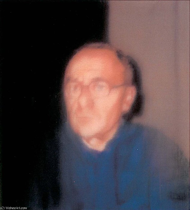 Untitled (828) by Gerhard Richter