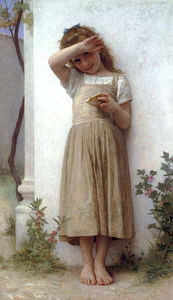 William Adolphe Bouguereau - En penitence