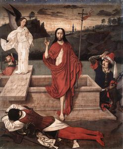 Dieric The Younger Bouts - Resurrection