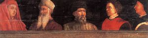 Paolo Uccello - Five portraits