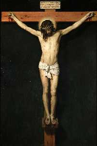 Diego Velazquez - The crucifixion