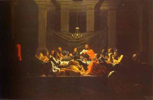 Nicolas Poussin - The eucharist