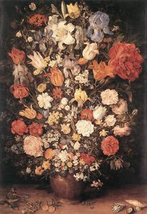 Jan Brueghel The Elder - Bouquet
