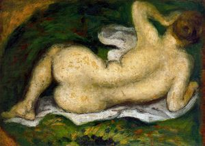 Aristide Maillol - Untitled (210)