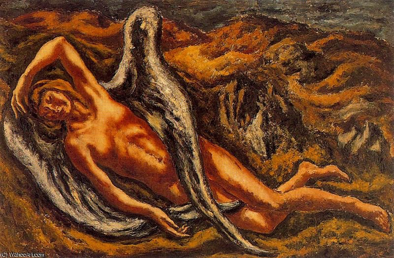 Untitled (864) by Arturo Souto (1902-1964, Spain) |  | WahooArt.com