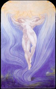 Jean Delville - Untitled (521)
