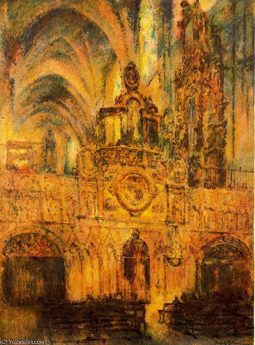 Untitled (259) by Rafael Estrany (1884-1958, Spain) | Famous Paintings Reproductions | WahooArt.com