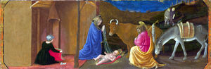 Master Of The Castello Nativity - Untitled (585)