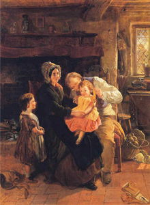 William Henry Knight - The youngest child