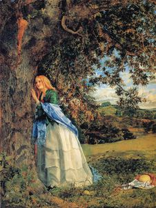 William Maw Egley - The talking oak
