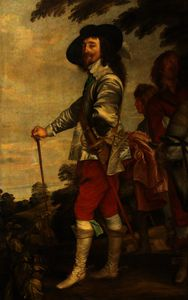 Anthony Van Dyck - Charles I, in the Hunting Field