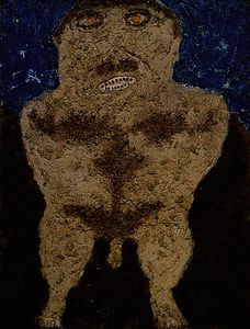 Jean Philippe Arthur Dubuffet - Will to Power