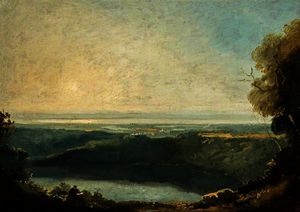 Richard Wilson - Lake albano