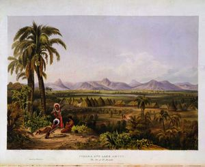 Charles Bentley - Pirara and Lake Amucu
