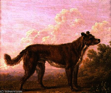 Man's best friend by Charles Towne (1763-1854, United Kingdom)