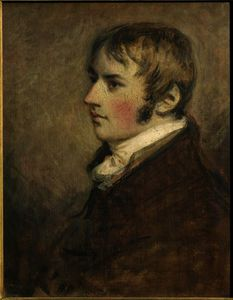 Daniel Gardner - Portrait of John Constable aged twenty
