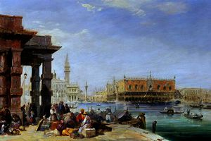 Edward Pritchett - The doge's palace