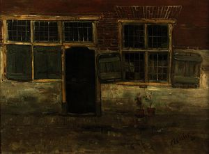 Floris Verster - Little houses