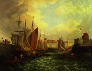 George Vincent - The Mouth of the Yare