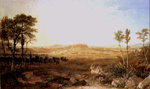 Hugh William Williams - View of Athens