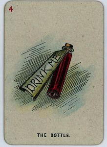 John Tenniel - The bottle