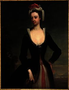 Jonathan Richardson The Elder - Lady mary wortley montagu