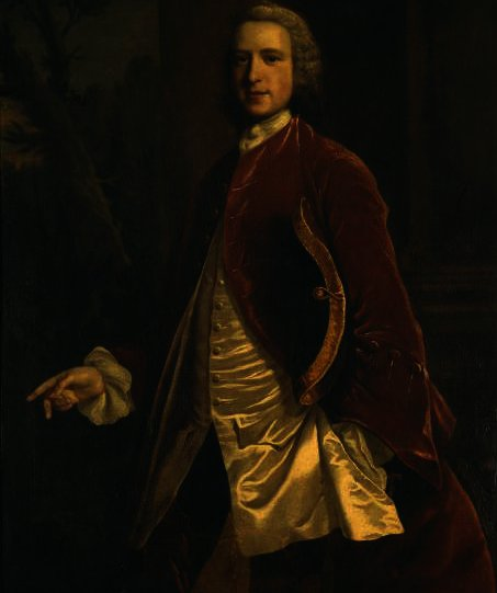 Anthony highmore by Joseph Highmore (1692-1780, United Kingdom) | Art Reproduction | WahooArt.com