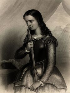 Pierre Gustave Eugene Staal - Joan of Arc