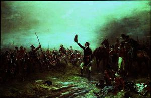 Robert Alexander Hillingford - The Battle of Waterloo