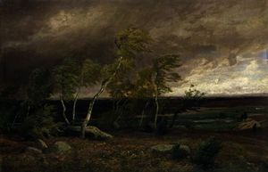 Valentin Ruths - The Heath in a Storm