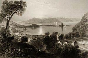 William Henry Bartlett - Larne, county antrim