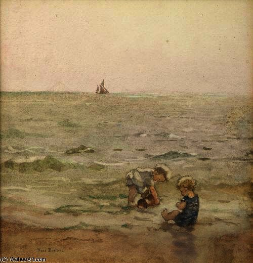 The water babies by Rose Maynard Barton (1856-1930, Ireland)