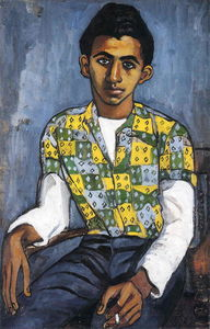 Alice Neel - Untitled (821)