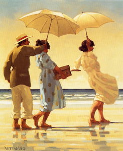 Jack Vettriano - Untitled (365)