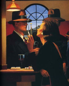 Jack Vettriano - Untitled (451)
