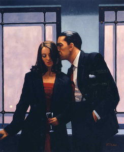Jack Vettriano - Untitled (615)