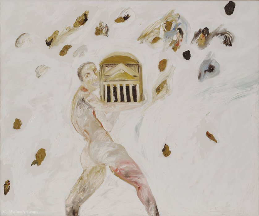 Perseverance by Francesco Clemente