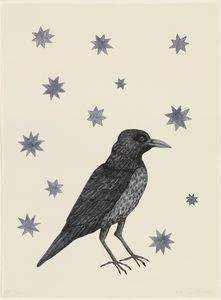 Kiki Smith - Bird with Stars