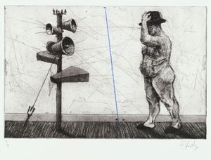 William Kentridge - Untitled (743)